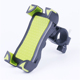 Multiple rotate universal silicone clamp fly smartphone bicycle bike cell mobile phone holder for samsung j7