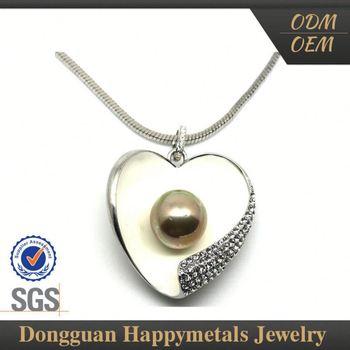0c50d1fa2175 Super Calidad Precio Bajo Sgs Moda Borneo Perla - Buy Moda Collar ...