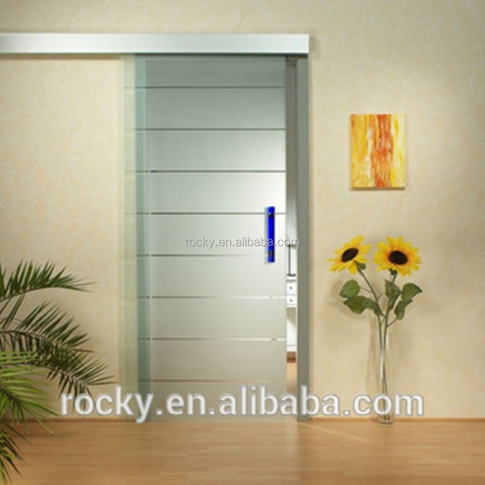 Sell 4 20mm Tempered Glass Sliding Door High Quality Glass Door
