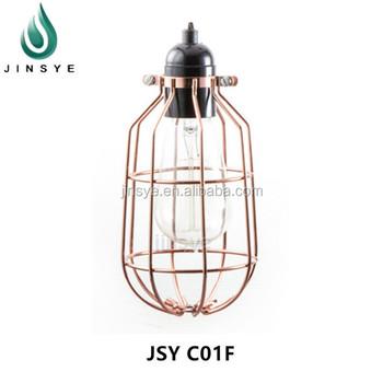 good sales industrial australia uk wire cage pendant light buy