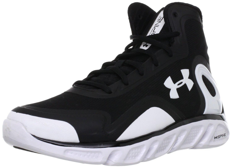 buy online 195bb bad5c Under Armour Men s UA Spine Bionic Basketball Shoes 11.5 Black