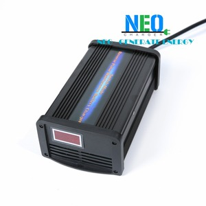 Portable automatical 24v battery charger.