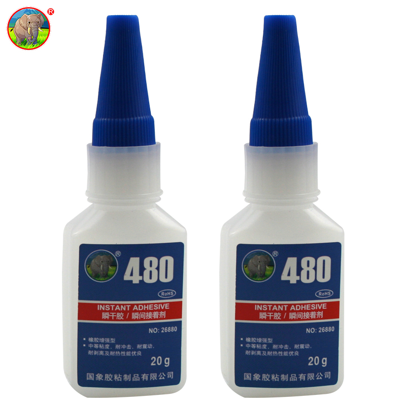 high <strong>adhesive</strong> 480 bottle black cyano acrylate schwarz glue