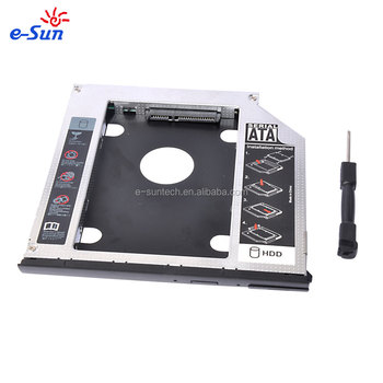 2nd Sata Hdd Ssd Hard Drive Case/caddy For E5440 E5540 E6440 E6540 - Buy  Hard Drive Case,Second Hdd Caddy,Hard Disk Drive Case Product on Alibaba com