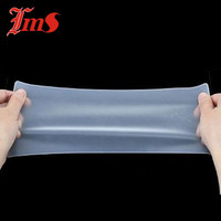Flexible Thermal Insulation Transparent Silicone Rubber Glass Fiber Sheets