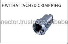 F WITHAT TACHED CRIMP RING