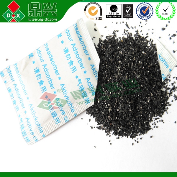 Super Absorb Odor Activated Carbon Filter Bag
