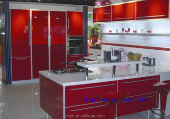 Aluminium Kitchen Cabinets For Home Furniture (factory Price Directly )