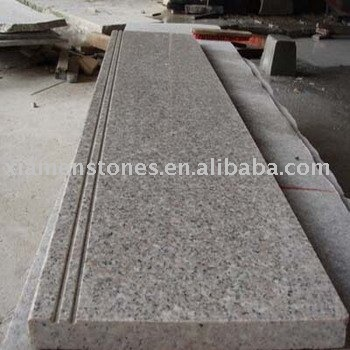 Good Granite Stair Tread, Granite Stair Tread Suppliers And Manufacturers At  Alibaba.com