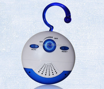 JY 2022, New Design Fashionable FM Mini Waterproof Radio, Portable Colorful  Radio,