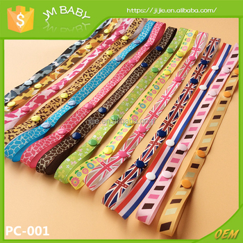 Latest plastic Toys Bind Belt baby pacifier clip