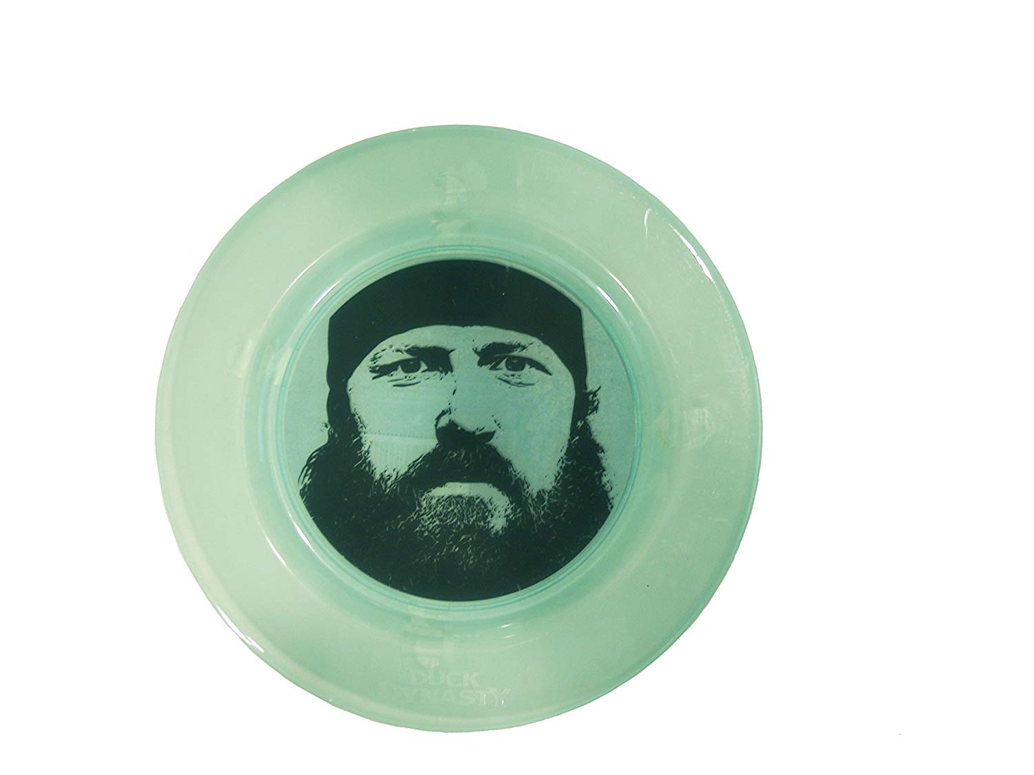 Duck Dynasty Jase Robertson Face Plate - Teal