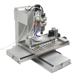 mini small 5 axis 3d stone carving cnc router engraver machine price