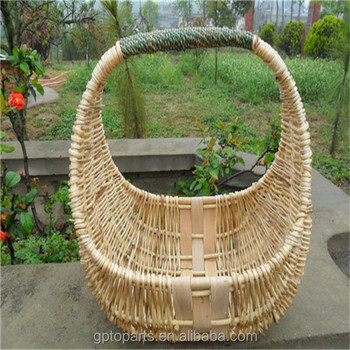 Home Storage Home Basket Small Wicker Baskets With Handles