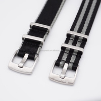 2018 Customized Logo Premium Seat Belt Nato Strap