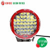 Car accessories 12v led tractor work light , 9'' 111w 12v led tractor work light