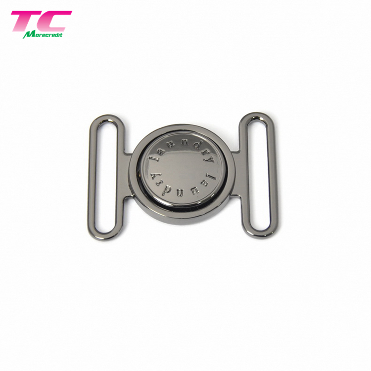 Custom Metal Belt Clasp Buckles Personalized Joint Metal Clasps Belt Buckle Parts