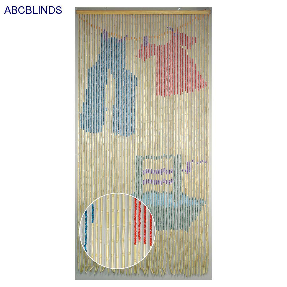 Bamboo bead door curtain - Bamboo Beaded Door Curtain Bamboo Beaded Door Curtain Suppliers And Manufacturers At Alibaba Com