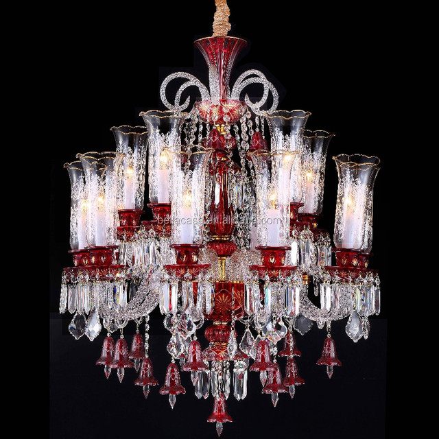 China murano glass chandelier red wholesale alibaba 2016 red murano glass chandelier bulbs remote control for room aloadofball Image collections