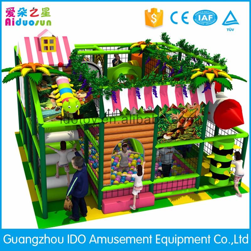 Venta caliente juego de casa de juegos para niños de jardín de ...