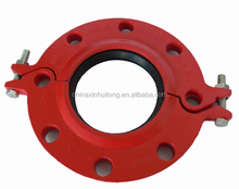 grooved fitting split flange