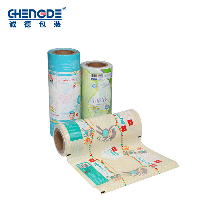 Food Packaging Plastic Laminated Roll Film,Bottle Label Shrink Film In  Rolls - Buy Roll Film,Film Roll,Printed Plastic Film Product on Alibaba com