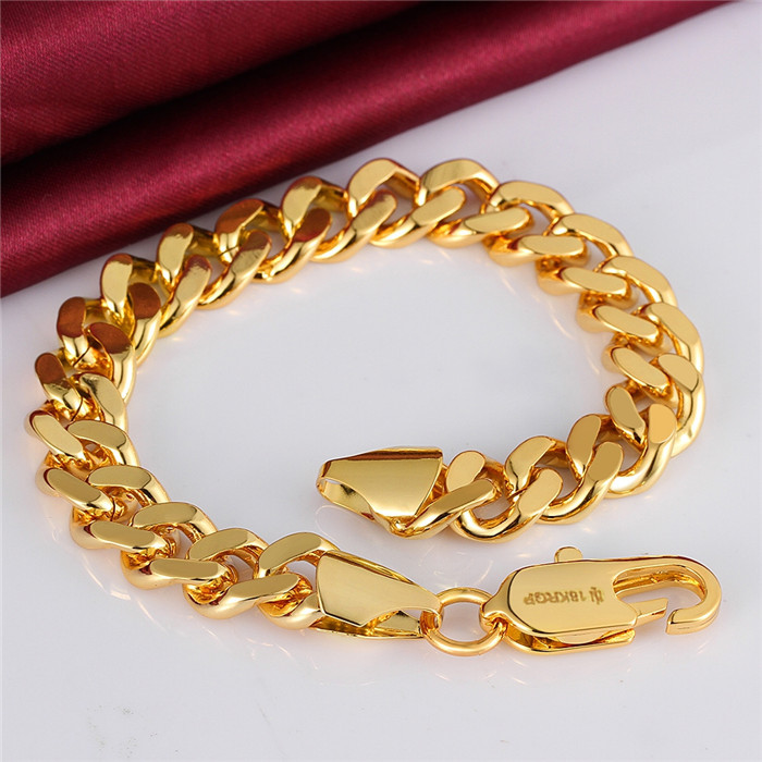 China Wholesale Custom Gold Chain Bracelet Designs For Women - Buy ...