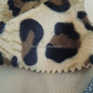Pet Toy Fabric/Plush soft velboa Raw material made to toys