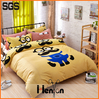 custom print cross stitch 3D bed sheet