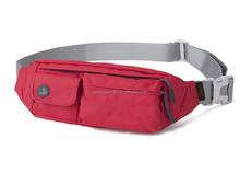 Custom Water Resistant Waist Bag Fanny Pack/Hip Pack Bum Bag for Man Women(BSCI, ICTI, SA8000 and social audit factory)
