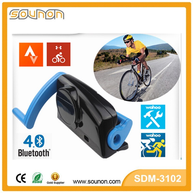 Bluetooth bicycle speed cadence sensor, wireless bicycle speedometer computer