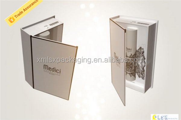 OEM printing luxury paper gift box for couples