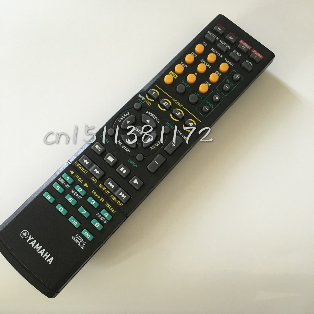 Online Buy Wholesale yamaha remote control from China