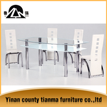 New design dinning table,Italy dinning table and chairs, Dinning sets TM-DT01