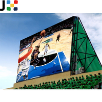 2019 New Technology Electronic P4 P5 P6 P8 P10 Full Color Advertising Signs/Outdoor Commercial Advertising LED Display Screen