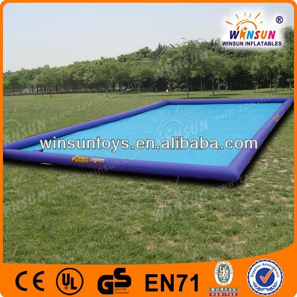 HOT Sale cartoon style inflatable swimming pool