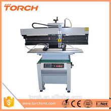 T1200D SMT solder paste semi automatic screen printer printing machine
