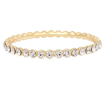 Hot Sale New Style Yellow Gold Bangles Design Real Diamond Bangles