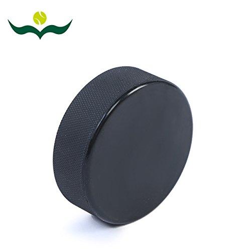 (3) new fashionable in European sports ice hockey balls black rubber material professional ice hockey pucks