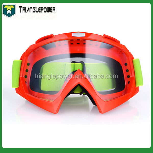 Safety MX goggle with dust proof equipment