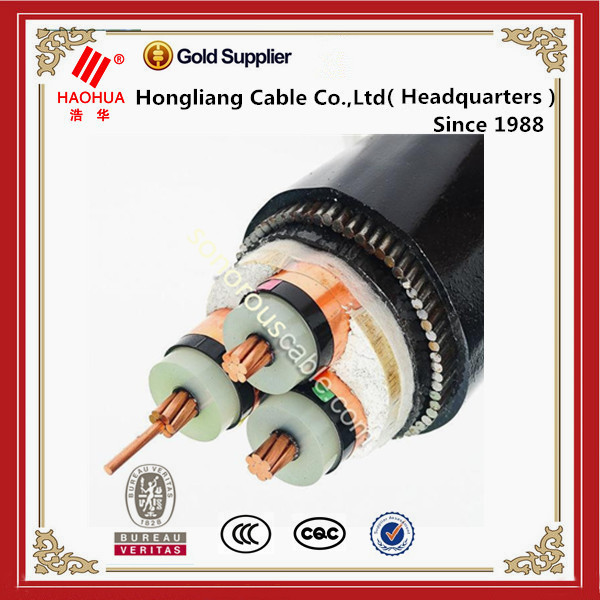 Factory Price Underground Cable Xlpe Insulation Steel Wire ...