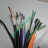 copper conductor fluorine plastic insulated pvc sheathed copper wire braided shielded heat resistant (flexible) control cables