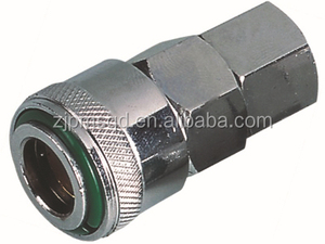 japan type one touch quick coupler female thread air hose quick coupler