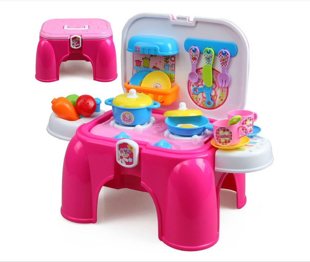 Buy 2015 pretend play house toy baby girl hand carry miniature food kid toy kitchen set cooking tool tableware for children in cheap price on m alibaba com