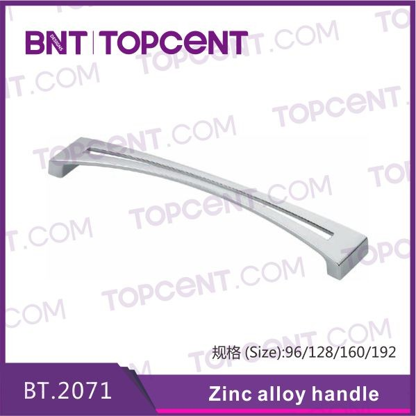 Construction Hardware Good Quality Zamac Cabinet Handles And Drawer Knobs