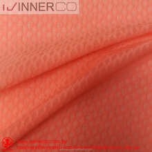 Nylon spandex jacquard cheap mesh fabric for sportswear