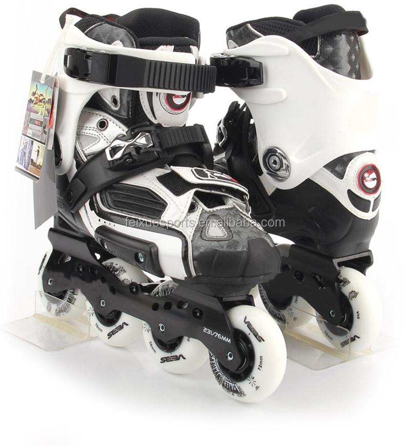 4f17a538c الكبار سيبا hv المهنية 4 عجلات حذاء التزلج-بكرة وامضة-معرف المنتج ...
