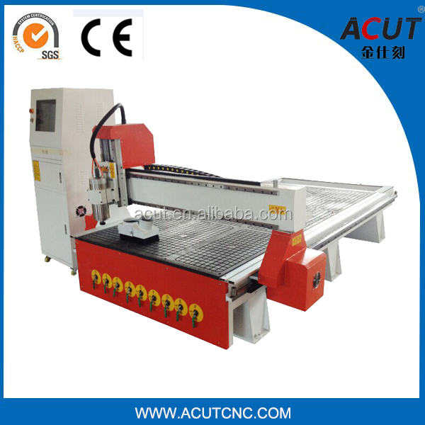 China hot sale wood mdf pvc board cutting machine cnc router