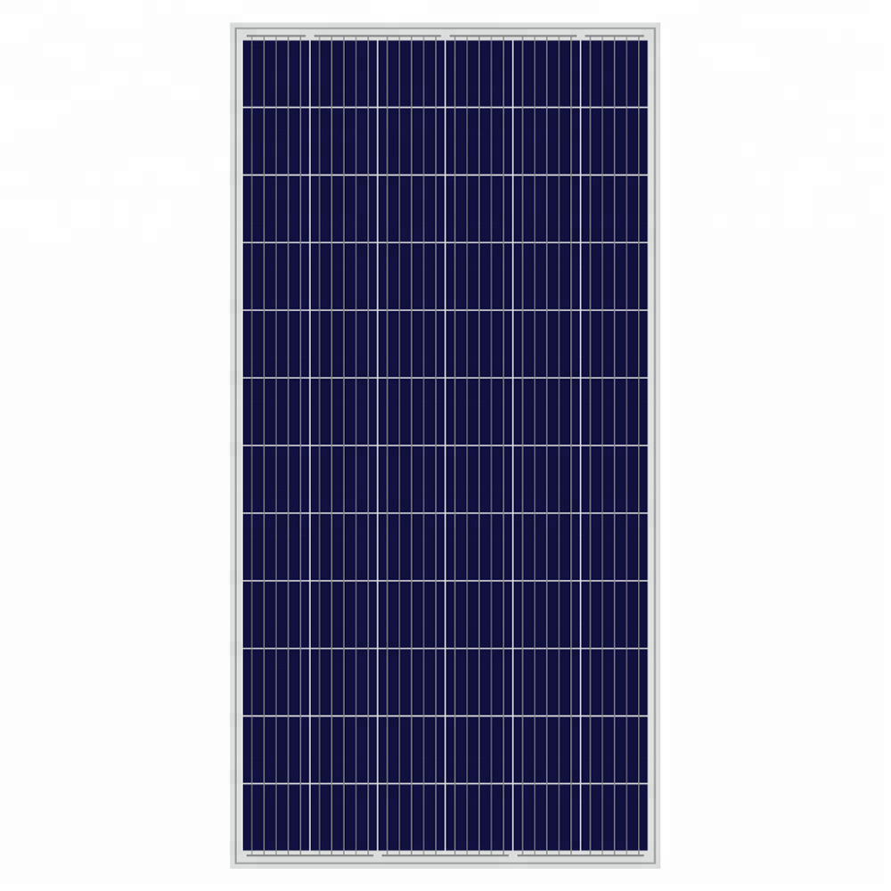 Solar Power System 330w Kit Solid Poly Crystalline Solar Photovoltaic 330 W