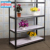 boltless garage warehouse rack ,adjustable display metal storage shelf